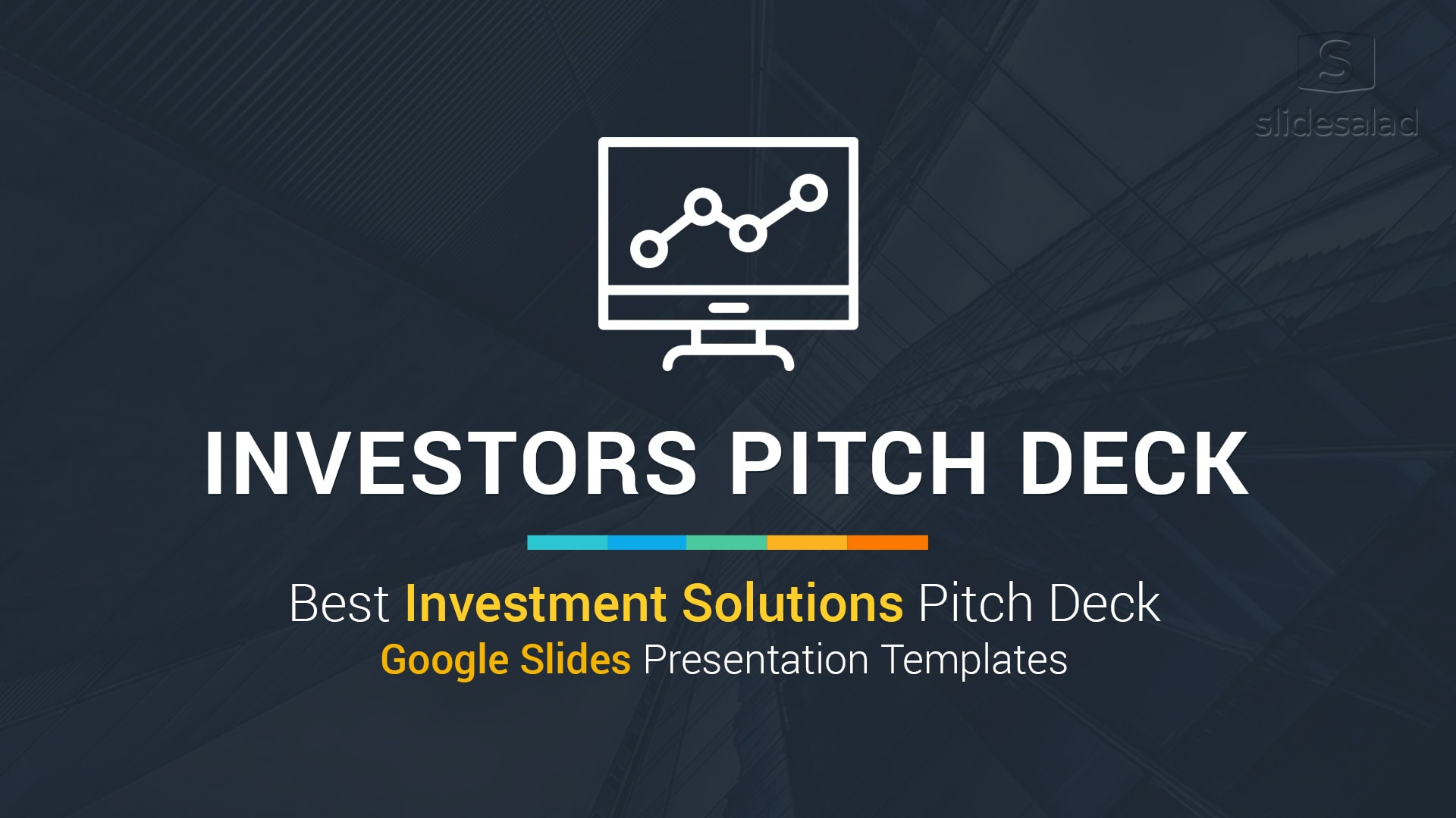 Best Investors Pitch Deck – Investment Proposal Google Slides Theme