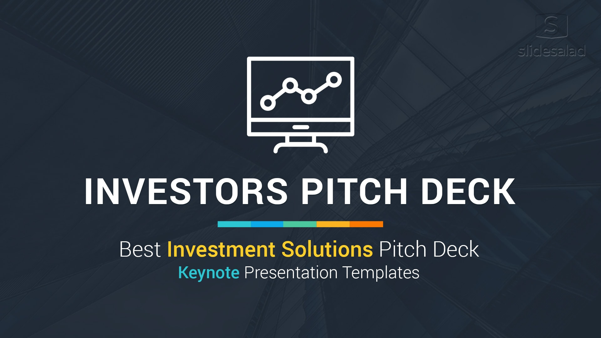 Best Investors Pitch Deck Keynote Template – Inspirational Keynote Theme for Your Ideas
