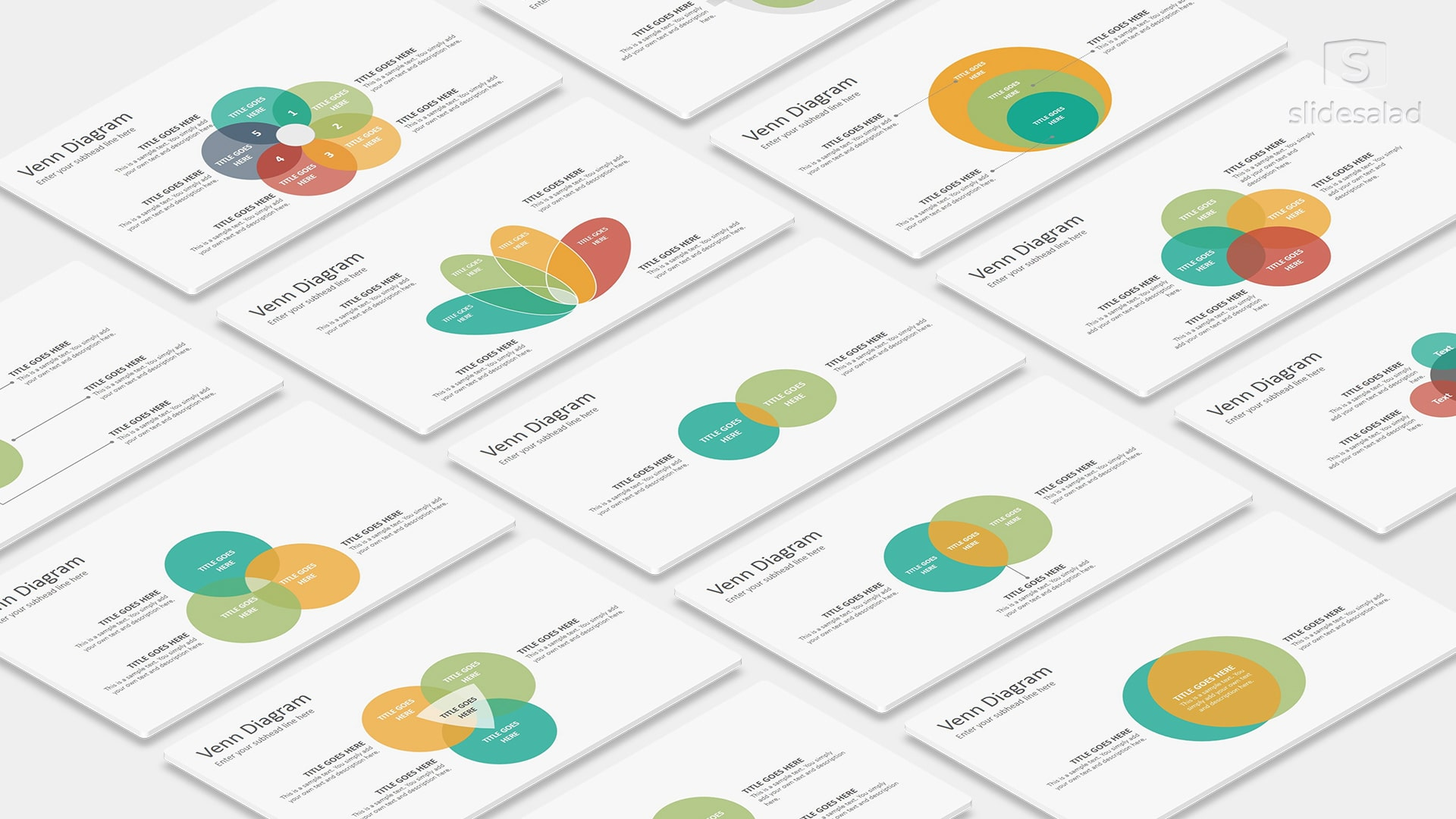 Venn Diagrams PowerPoint Presentation Template – Most Popular Infographic Themes