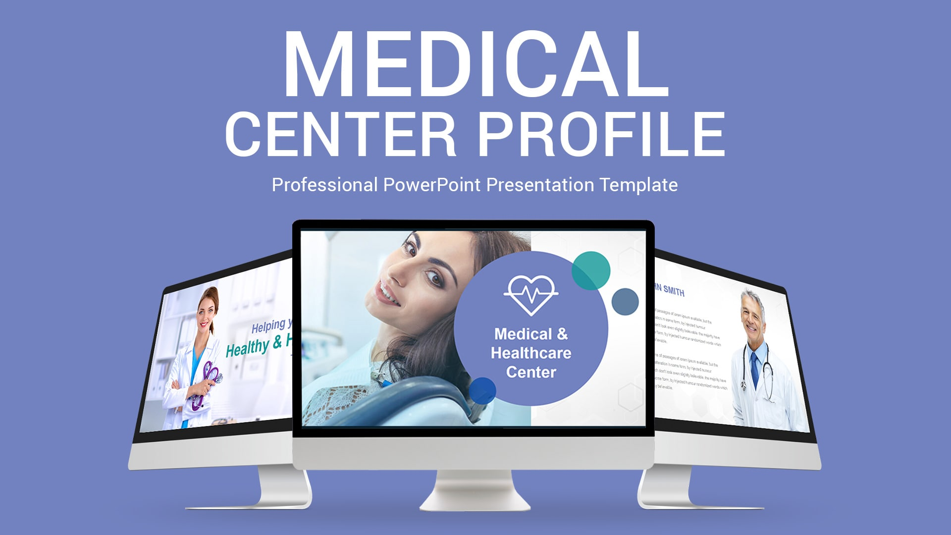 Medical Center PowerPoint Templates Themes – Premium Medical PowerPoint Templates