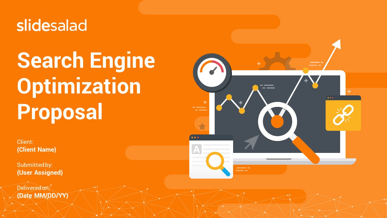 SEO – Search Engine Optimization Proposal PowerPoint Templates – Top-selling Business Proposal Slides