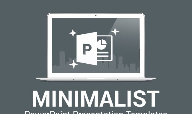 Best Minimalist PowerPoint Presentation Templates