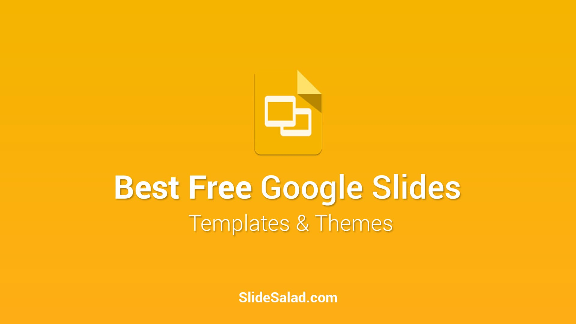 Free Google Slides Templates And Themes