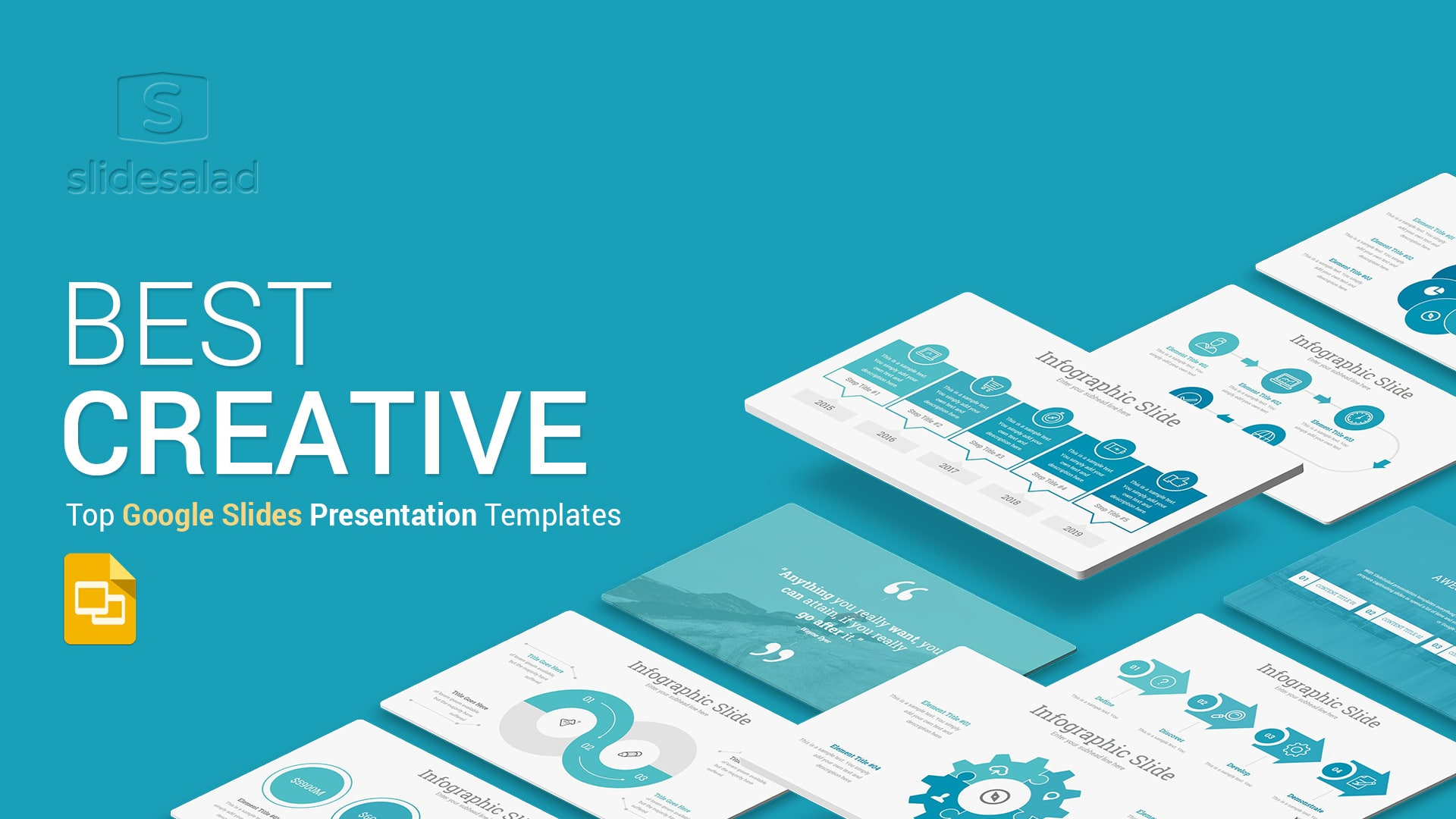 Creative Google Slides Presentation Template - Best Elegant Google Slides Template