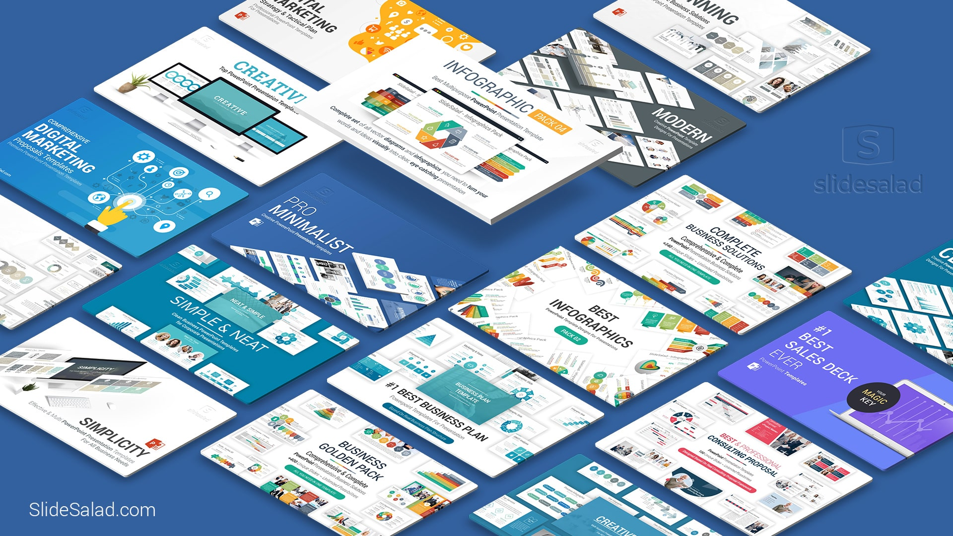 Cool PowerPoint Presentation Templates