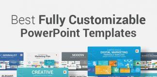 Fully Customizable PowerPoint Templates